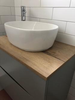Basin Top Design