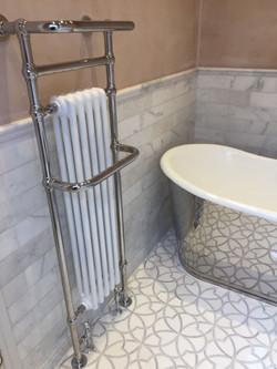 Roll Top Bathroom Suite