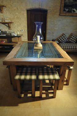 Bespoke Built Table