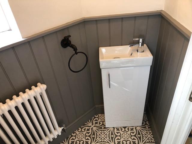 Cloakroom Refurbishment