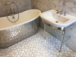 Steel Freestanding Bath
