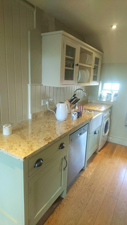 Cotswold Style Kitchen