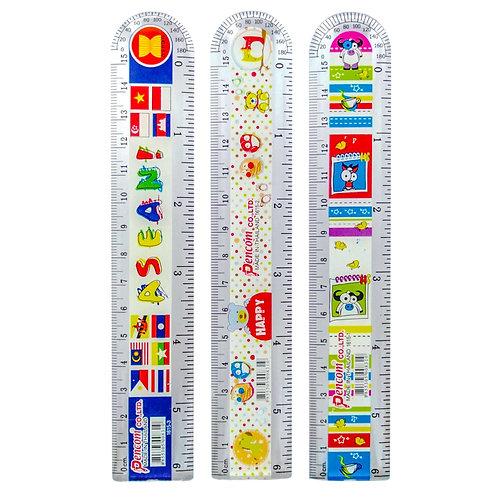 Ruler 15 cm Film