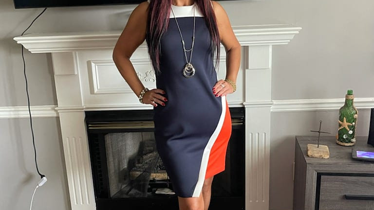 Tommy Hilfiger statement dress. Professionally dry cleaned. Worn once