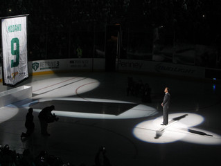 Mike Modano Heading to the Hall of Fame