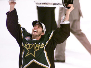 BSG Adds Mike Modano to Athlete Representation Division