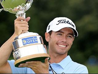 BLAKE SPORTS GROUP SIGNS PGA TOUR PLAYER CHEZ REAVIE
