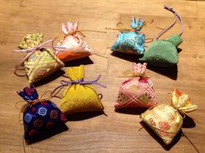 3月4日、「継未-TUGUMI- 香塾」香り袋ワークショップを開催します!
