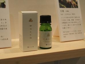 【roomie記事掲載】和精油の香りで日本をつなぐ「wacca」 #IFFT
