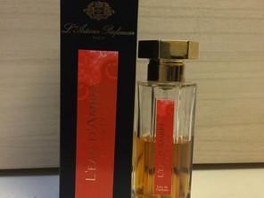 【ブログ更新】「究極のアンバー」という名の香水