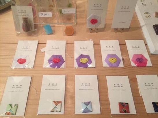 香×水引×折紙のアイテム「香紡縁 kou bou en」シリーズを販売します。
