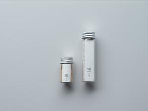 ジャパニーズハーブティ 『今古今』の塗香『風 Fu』を調香しました。