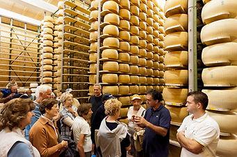 Parmiggiano factory - food experience