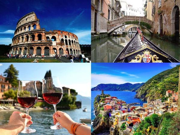 Tour of Italy - Florence - Rome - Montalcino