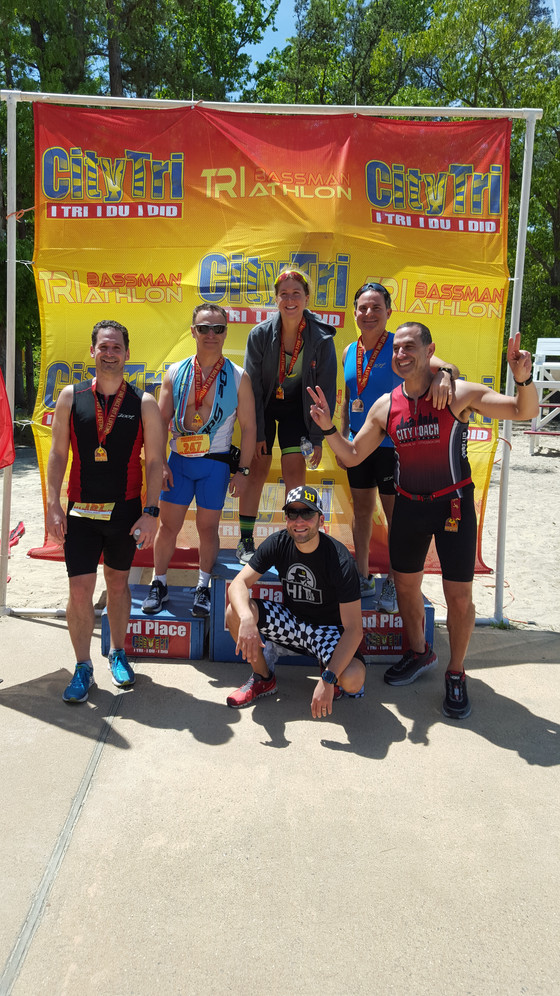 Train Hard. Race Easy. No surprises on race day. By Ari Baum