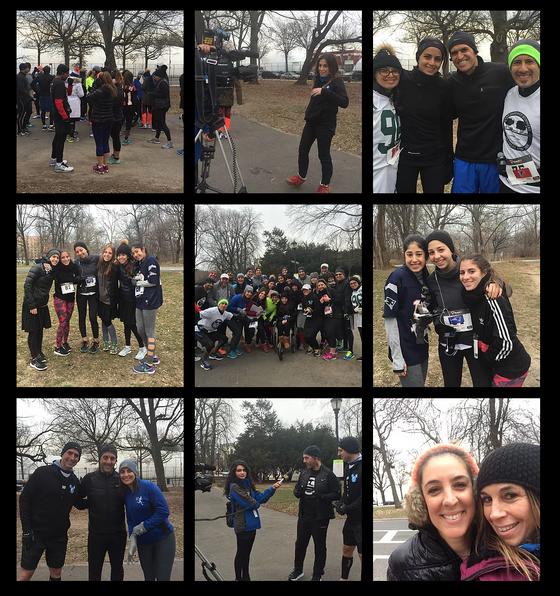Ocean Parkway Runners Trains Brooklyn Non-profit For Half Marathon