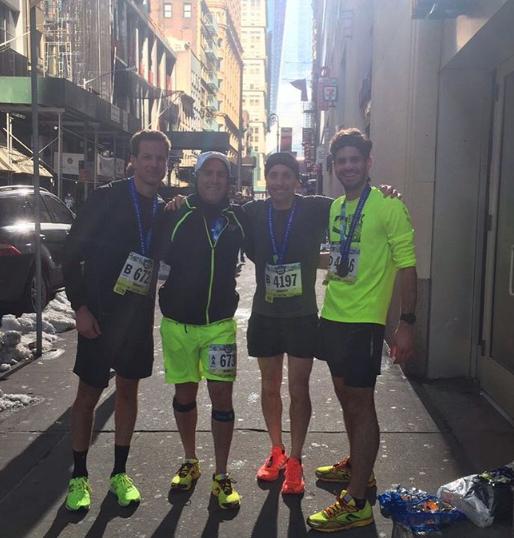 Ocean Parkway Runners takes on NYC Half Marathon