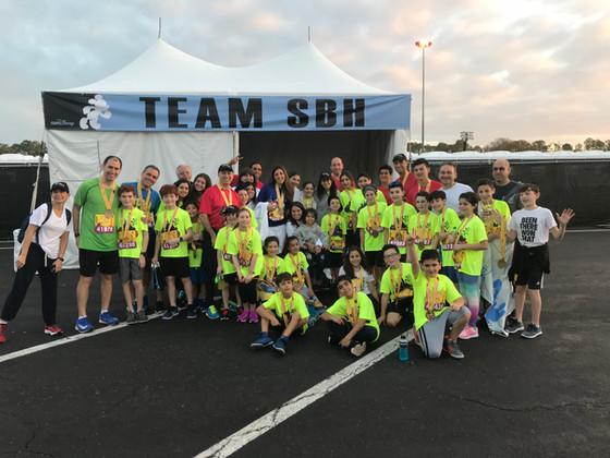 Spotlight on Team SBH & OPR Runner Joel Nasar