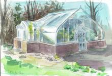 Elizabeth Park Greenhouse