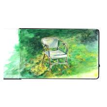 Backyard Chair in Fall