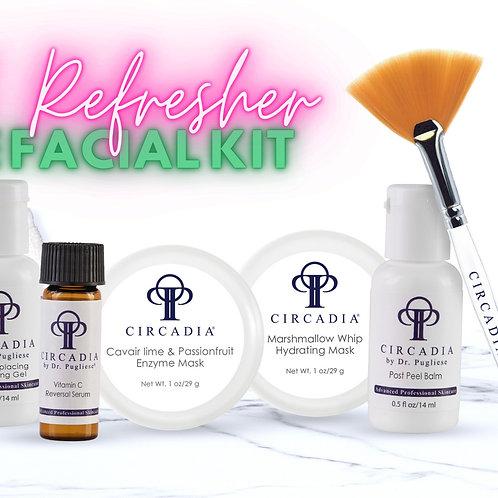 Tropical Refresher at-home Facial Kit