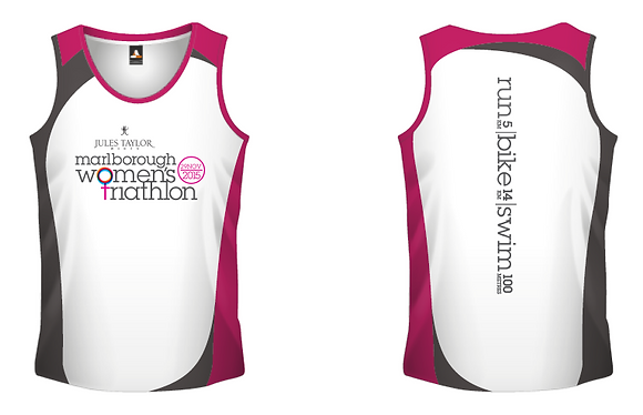 Official Race Singlet