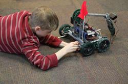 Robotics Student