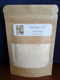Garlic Powder NannyG's