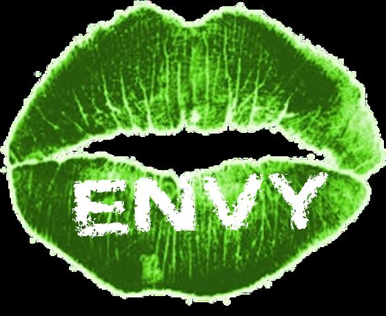 Envy, Envy, Envy: Yeah, Every Writer Feels It