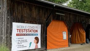 Schnell-Test-Zentrum AN DEN BUCHEN - kostenlos und ohne Termin - auch für Gruppen