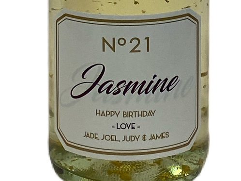 Gold Edition - Jasmine Label