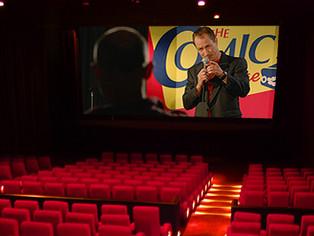 The Heckler in Cinemas