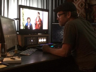 Colourist finishes film but the wrong one