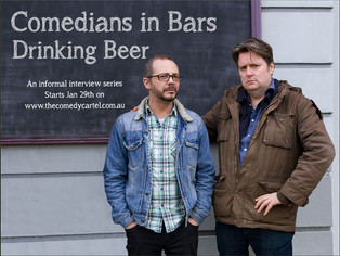 Comedians in Bars released