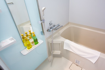 Bathroom- double room