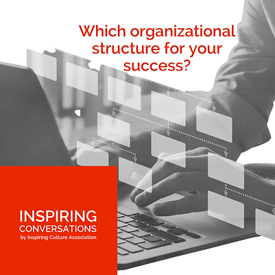Which organizational structure for your success?