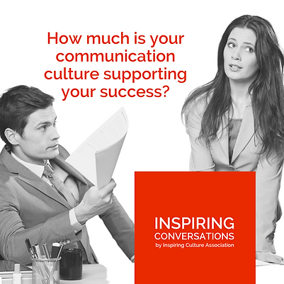 How much is your communication culture supporting your success?