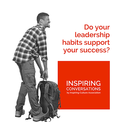 Are your leadership habits supporting your success?