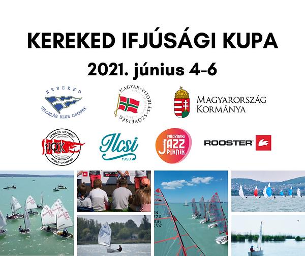 Kereked Ifjúsági Kupa 2021. június 3-