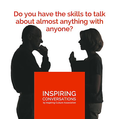 Do you have the skills to talk about almost anything with anyone?