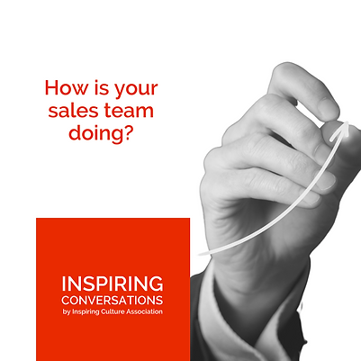 How is your sales team doing?