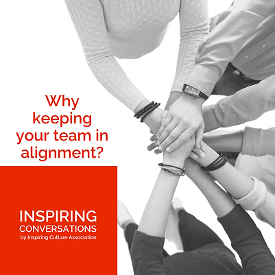 Why keeping your team in alignment?