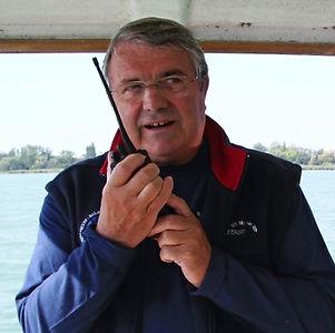 Farkas Tamás, tiszteletbeli elnök, Kereked Vitorlás Klub