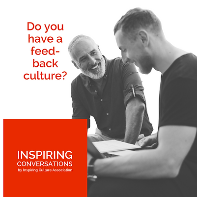 Do you have a feedback culture?