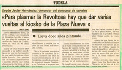 1985.06.dn. para plasmar la revoltosahay que dar varias vueltas al kiosko de la