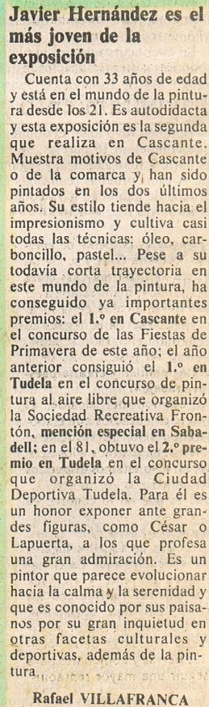1983.dn. jaavier hernandez es el mas joven de la exposicion.jpg