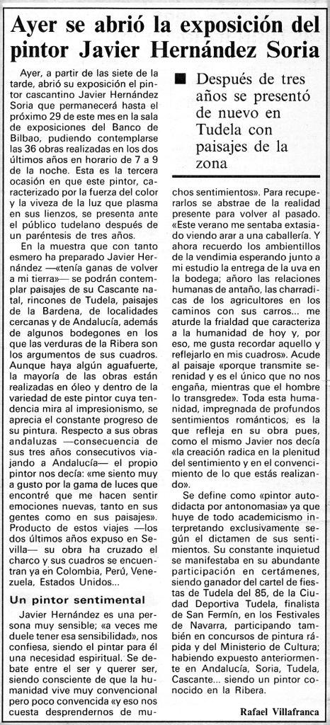 1988.10.20.dn. ayer se abrio la exposicon del pintor javier hernadez soria.jpg