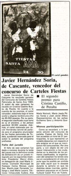 1989.06.03.dn. javier hernandez soria, de cascante, vencedor del conncurso de ca