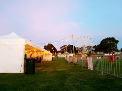 Claremont showgrounds