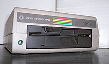 Commodore drive 1541